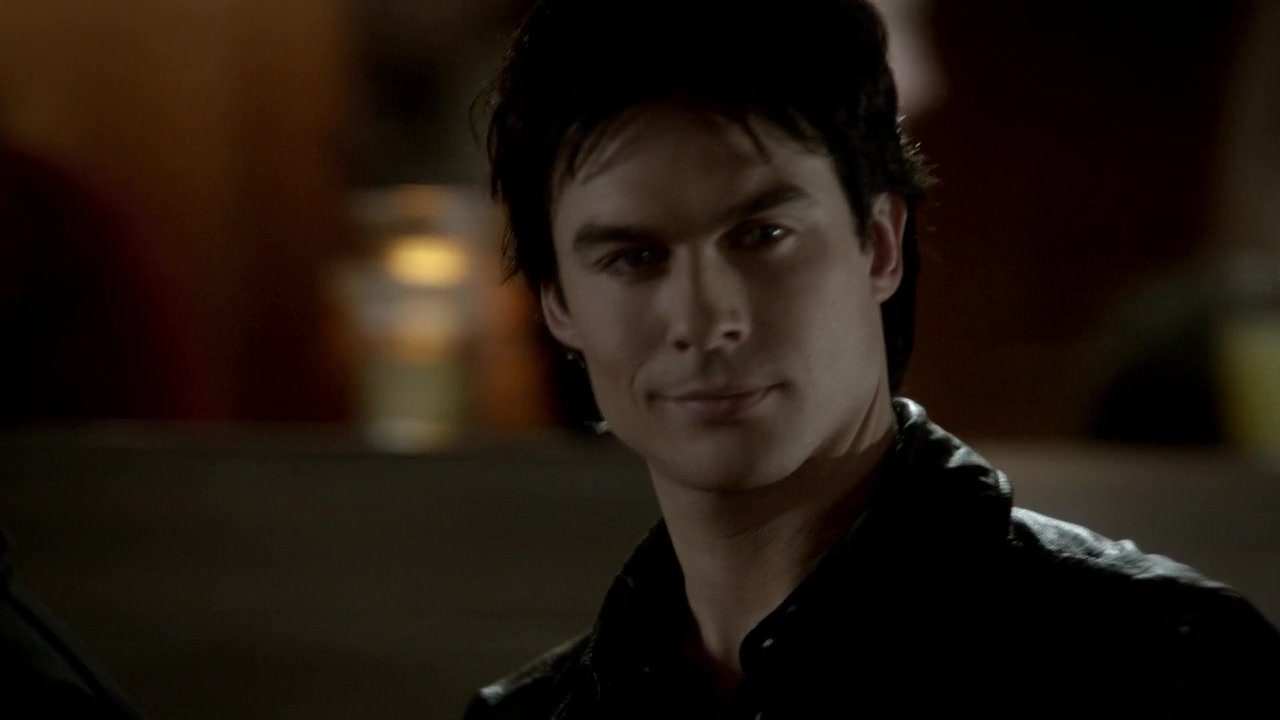 Damon Salvatore The Vampire Diaries 3x16 1912 HD Screencaps