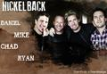 The band. (: - nickelback photo