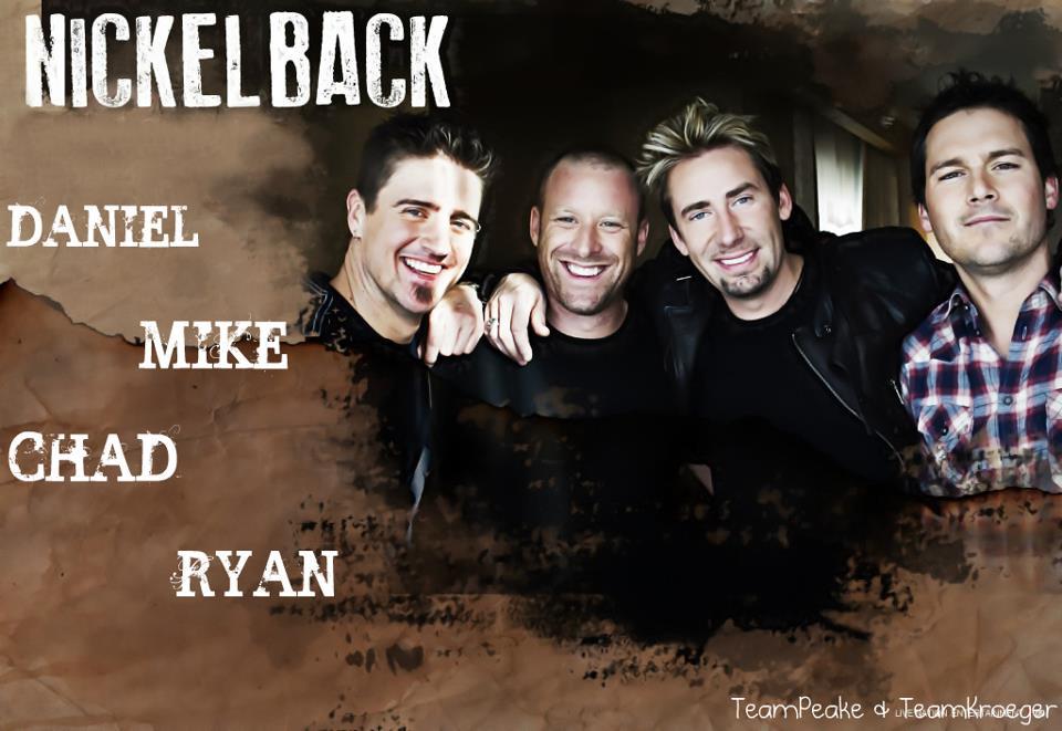 Nickelback Band Members