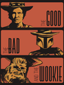 The good, the bad and the...wookie?