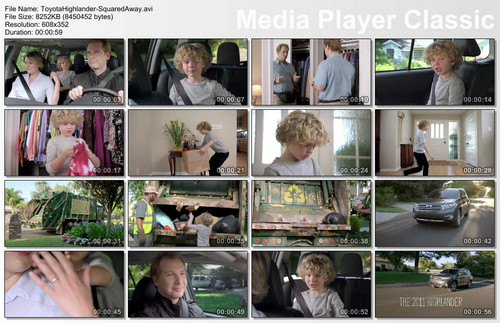 Toyota Highlander - Squared Away Commercial