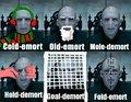 Types of Voldemort