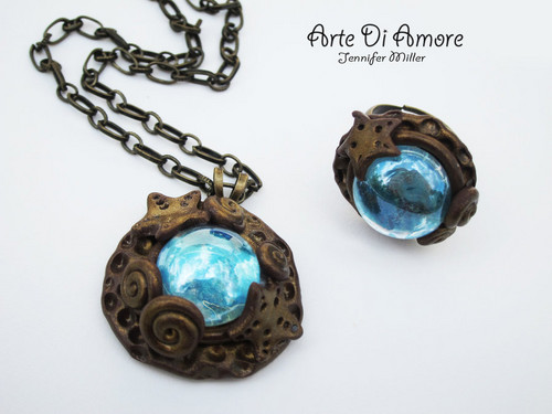 Undersea Jewelry