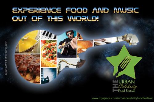 Urban Celebrity comida Festival