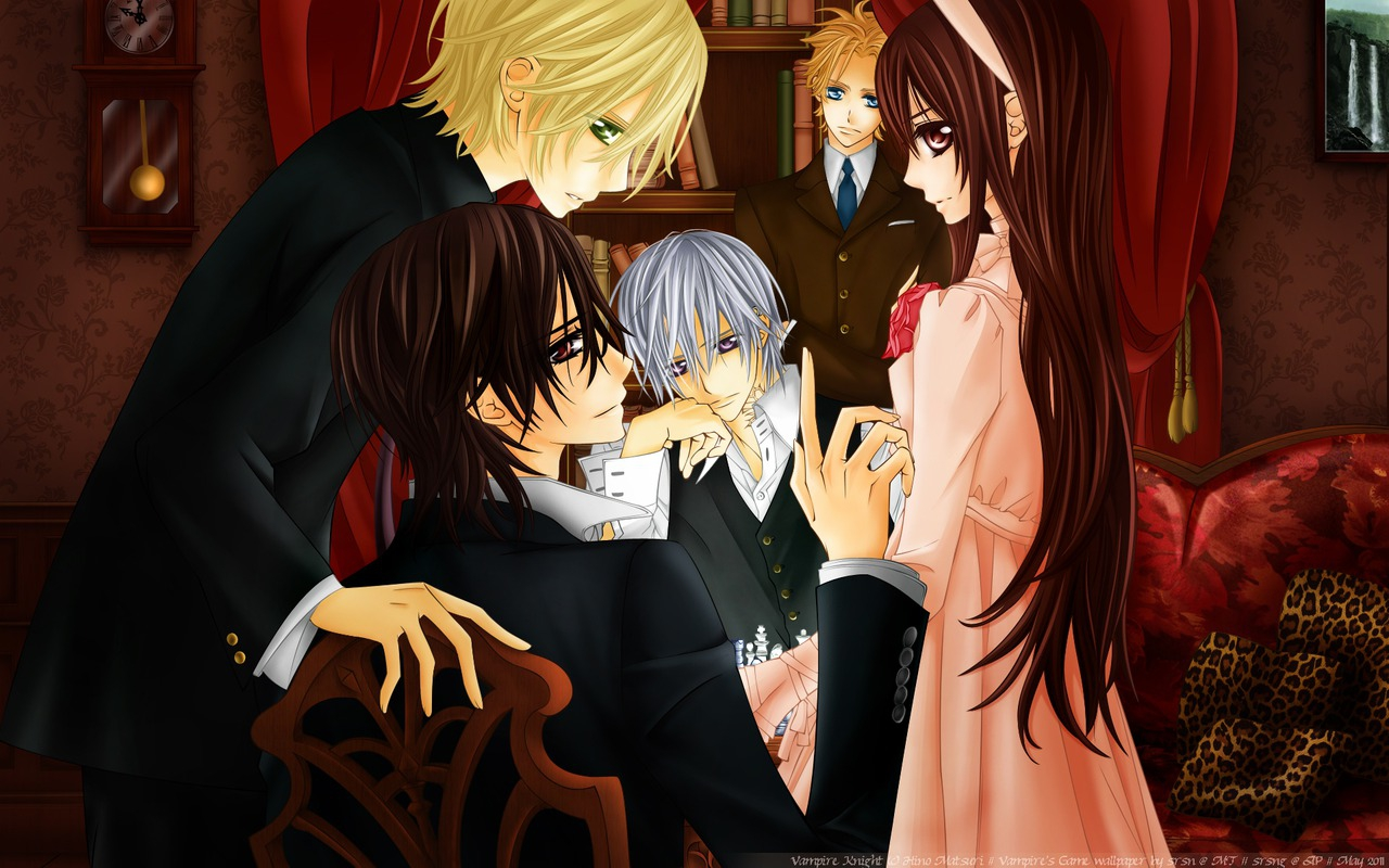 vampire knight wallpaper - photo #32
