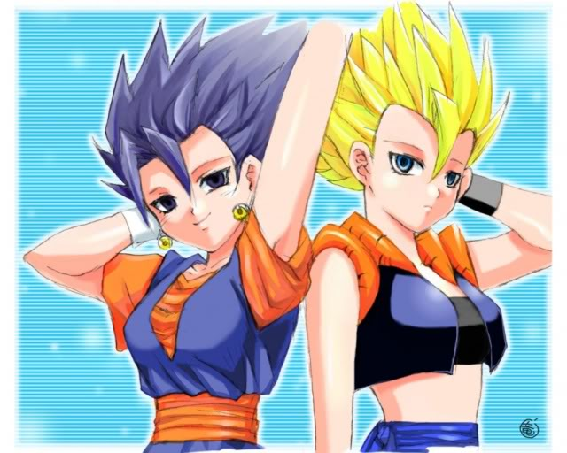 Dbz Characters Images Vegetto And Gogeta Wallpaper And Background