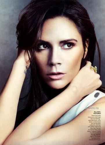 Victoria Beckham: US Vogue