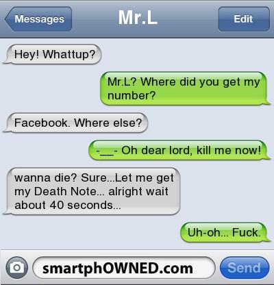 Wanna Die?
