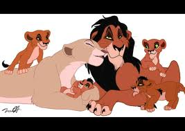 What if Scar maried Nala