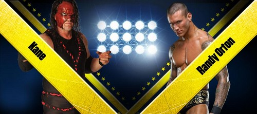 Wrestlemania 28:Kane vs Randy Orton