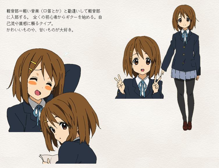 Mitsuki Tohsaka Yui-chan-D-yui-hirasawa-29809955-753-580