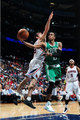 against Hawks - rajon-rondo photo