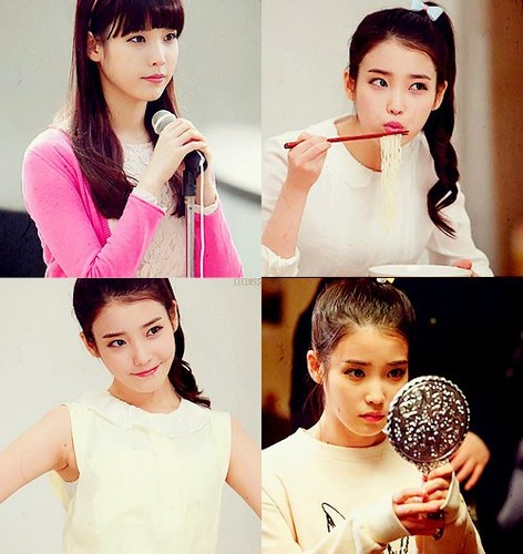 beautiful yet cute IU - iu Photo