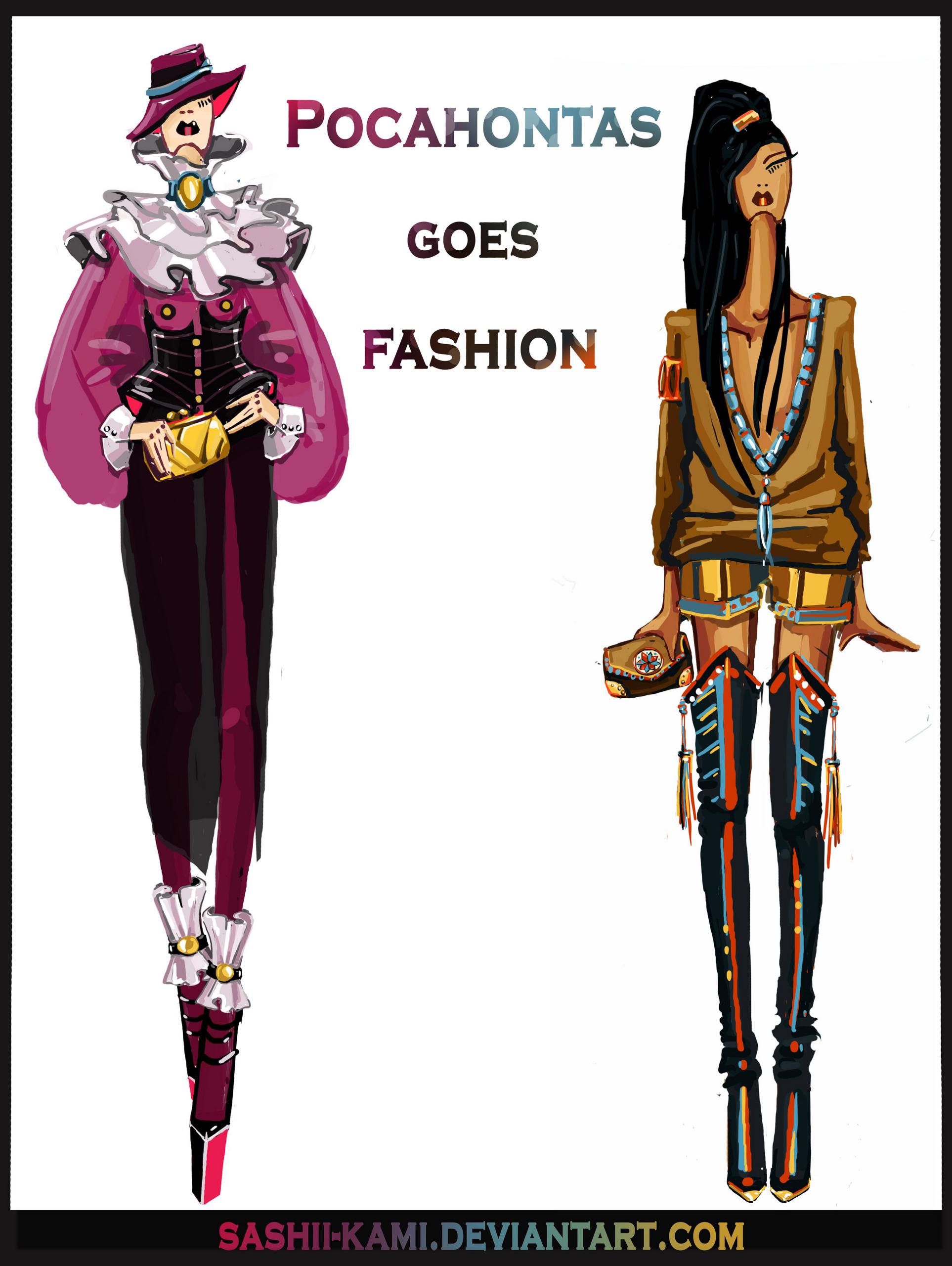 Disney Fashion For Everyone: Disney Fan Art (29838263)