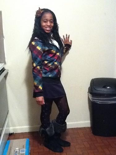 dressed 4 school
