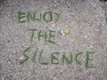 enjoy the silence - mcfly photo