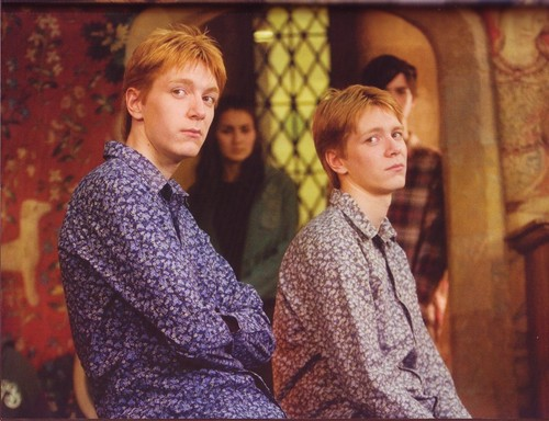 fred and george hp 5