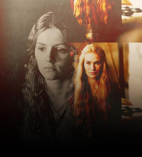 Myrcella & Cersei