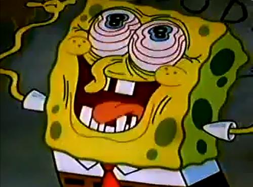 picspam template - spongebob squarepants images greatest face ever hd