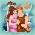 herculesxmeg - hercules-and-megara photo