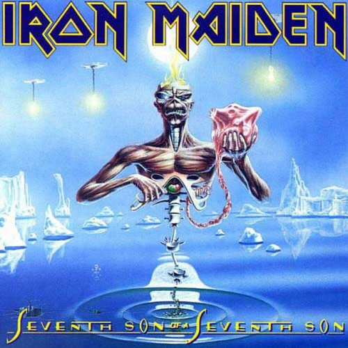 Iron Maiden wallpaper with anime titled irons