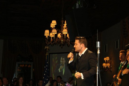 paul Byrom singing-March 15,2012