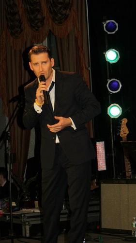 paul Byrom singing-March 15,2012
