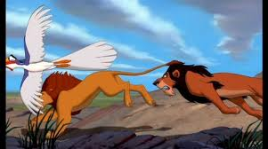 scar & Mufasa - scar Screencap