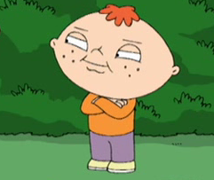 stewie's bro - stewie-griffin Photo