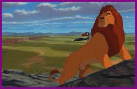 the first king of the rock before simba