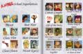 yearbook meme - total-drama-island fan art