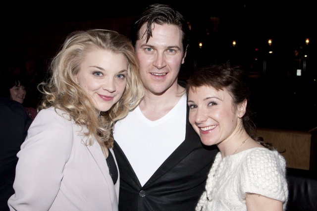 """""""After Miss Julie"""" Opening Night"""