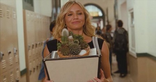 cameron diaz fondo de pantalla possibly with a laptop called 'Bad Teacher'