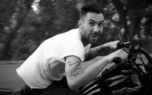 Adam Levine wallpaper entitled :D