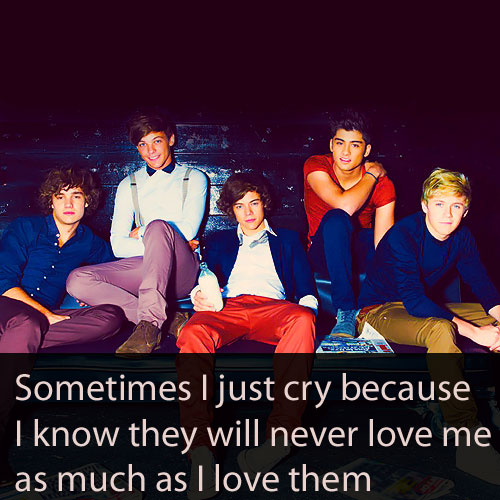 Directioners Confession♥