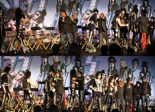 ★ Kiss & Motley Crue....The Tour ☆