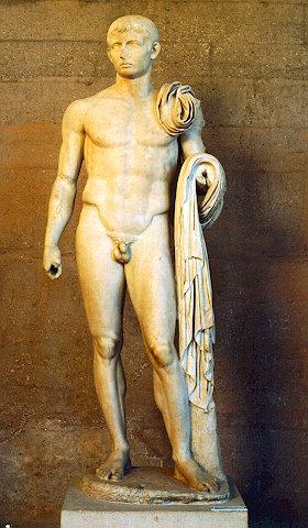 Lucius Julius Caesar (17 BC - 20 August AD 2)