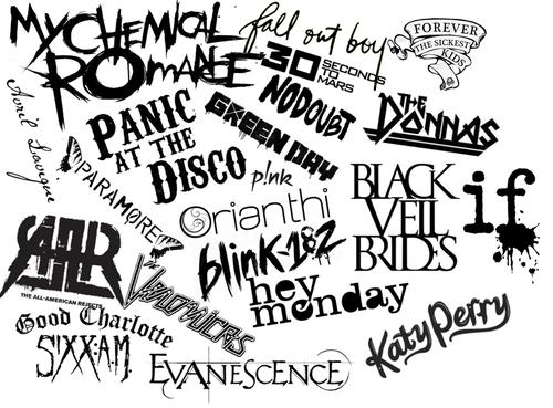 ~My inayopendelewa bands/singers~