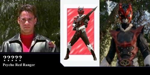 ????? (Power Rangers In Space)