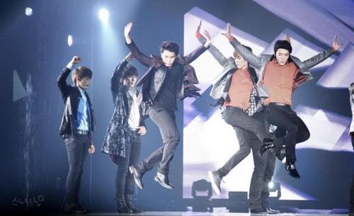 Super Show 4 Thailand.