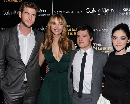 """The Hunger Games"" NYC Premiere - March 20, 2012"