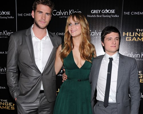 """""""The Hunger Games"""" NYC Premiere - March 20, 2012"""