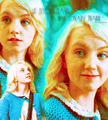 """Wit beyond measure is man's greatest treasure,"" - luna-lovegood fan art"
