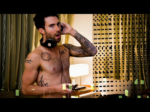 Adam Levine fondo de pantalla probably with a hunk, a sign, and skin titled :)