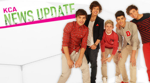 Kids Choice Awards 2012 images 1D wallpaper and background photos