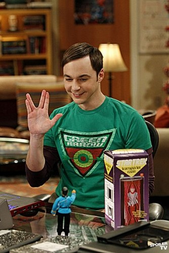 The Big Bang Theory wallpaper probably containing a sign and a coffee break entitled 5X20 THE TRANSPORT MALFUNCTION