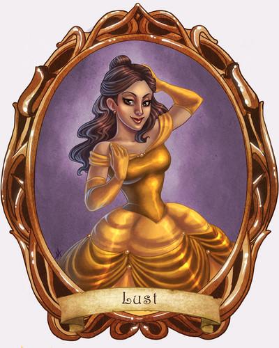 7 Disney Sins: Lust