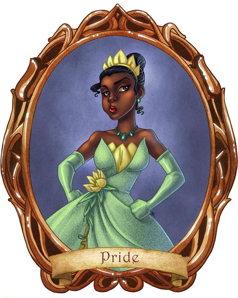 7 Disney Sins: Pride - Disney Princess Fan Art (29904161 ...