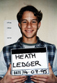 A Young Heath Ledger