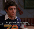 Adam as Seth Cohen <3 - adam-brody photo